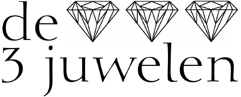 De 3 juwelen