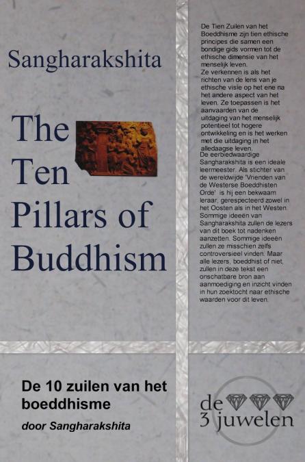 De Tien Zuilen van het boeddhisme