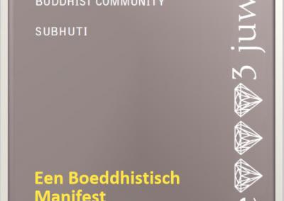 Een boeddhistisch manifest