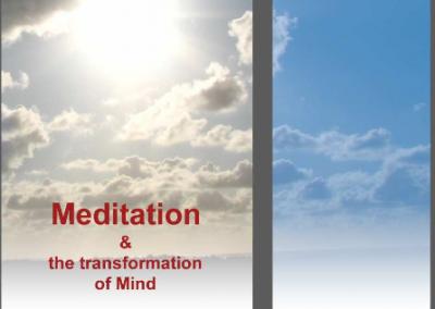 Meditatie en Transformatie van de geest